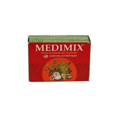 Medimix jabón ayurvédico con 18 hierbas Herbamix