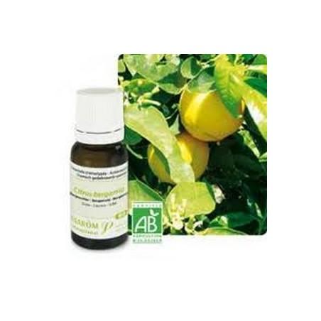 Aceite esencial de bergamota orgánica 10ml - Aromaterapia Pranarom