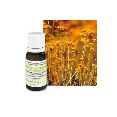 Aceite esencial de Helicriso Italiano de Siempreviva 5ml - Aromaterapia Pranarom