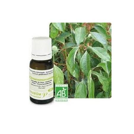 Canela de China Aceite esencial orgánico 10ml - Aromathérapie Pranarom