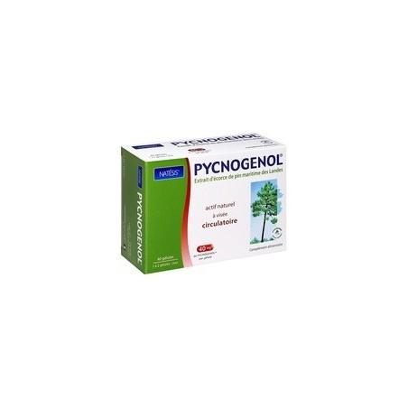 Pycnogénol 40 gél - Confort circulatoire Natésis