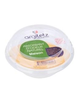Absorbant d'odeur naturel maison parfum agrumes - Argiletz