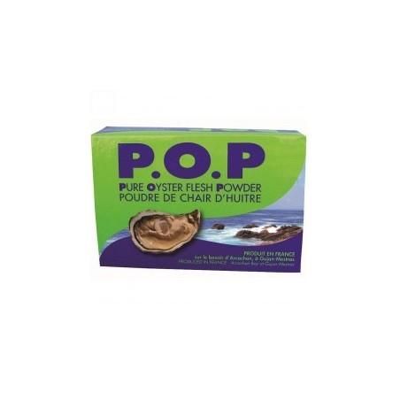 P.O.P. Poudre d'huitres portugaises - Vitalité et reminéralisation