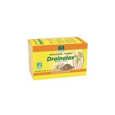 Drainalax Infusión de drenaje orgánico - Transit Tonic natural