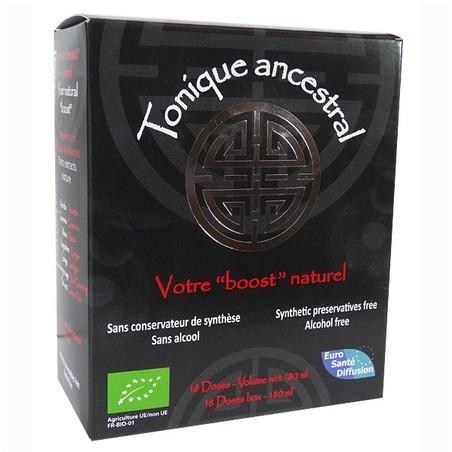 Tonique ancestral 18 doses - Tonus & résistance ESD